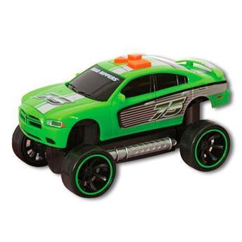 Carrinho Dodge Charg Verde It Comes Back 2975 Dtc