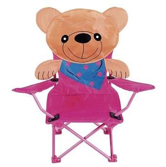 Cadeira Infantil Dobrável Ursinhos Mor