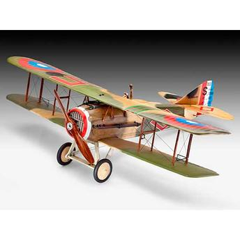 Spad Xiii Wwi Fighter 1:28 Revell - Aeromodelismo