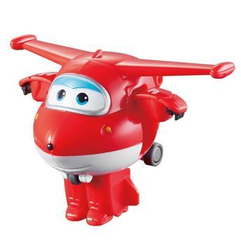 Avião Mini Super Wings - Jett Change em Up Yw710000 Intek Toys