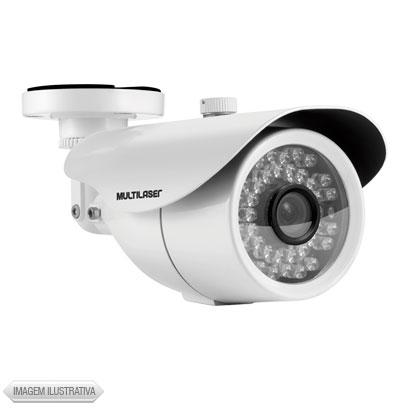 Câmera Multilaser Segurança Sensor Digital 1/3?, Lente de 3,6mm - Branca - Se103