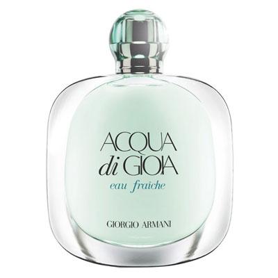 Perfume Acqua Di Gioia Eau Fraiche Giorgio Armani Eau de Toilette Feminino 50 Ml