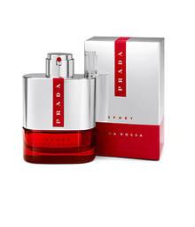 Perfume Luna Rossa Sport Prada Eau de Toilette Masculino 50 Ml