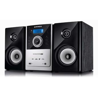 Aparelho de Som Micro System Mondial Sound Star 20 W Rms - Ms06