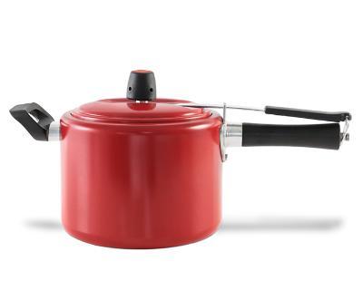Panela de Pressão Chilli 4,5 Litros Vermelho Brinox