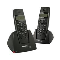 Telefone Sem Fio Intelbras Ts40c Com Id Preto