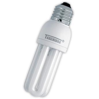 Lâmpada Taschibra Fluorescente 3u 15w 6400k 220v - 7897079052046