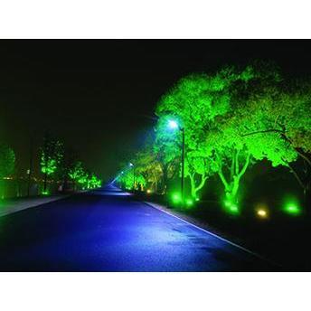 Holofote Refletor Losch Led 50w Verde