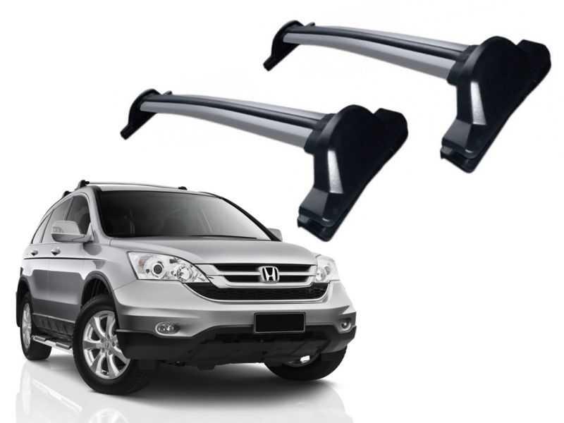Rack para Honda Crv Até 2011 - Prata Projecar Hd-6003