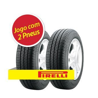 Pneu Pirelli P400 185/70 R13 85t - 2 Unidades