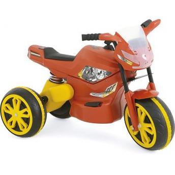 Mini Moto Xalingo X Turbo 04509 6v - Amarelo/vermelho