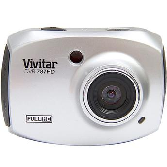 Câmera Digital Vivitar Prata 5.0mp - Dvr785hd