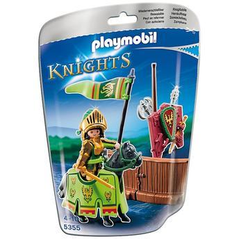 Boneco Playmobil Cavaleiros Cavaleiro Águia Sunny Brinquedos