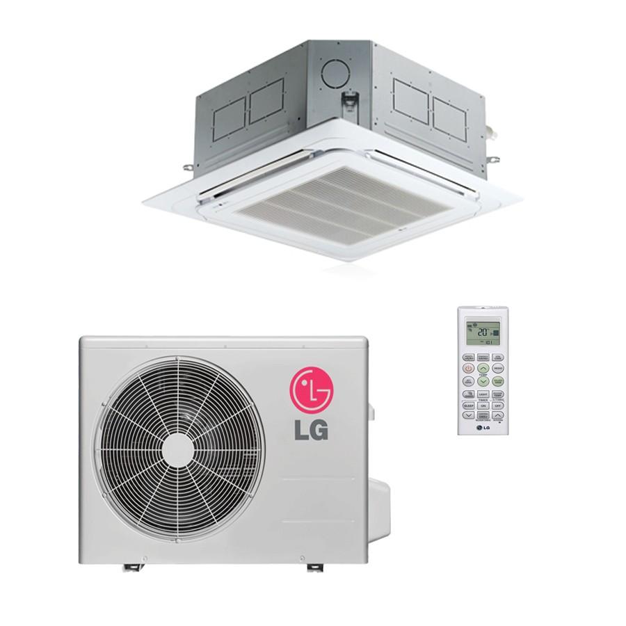 Ar Condicionado Split Cassete 33000 Btu Frio - Lg - 220v - Lt-c332nle1