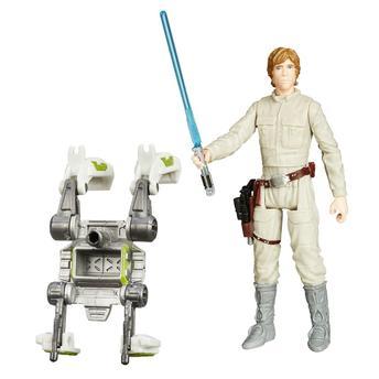 Boneco Jungle Star Wars Episódio Vii Luke Skywalker Hasbro