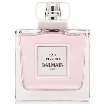 Perfume Eau D'ivoire Pierre Balmain Eau de Toilette Feminino 50 Ml