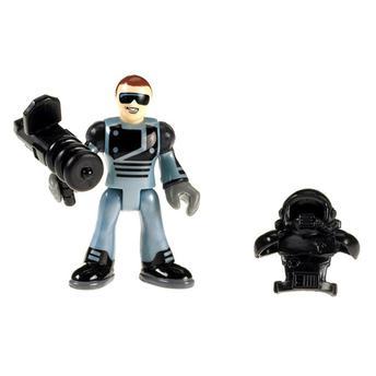 Boneco Básico Astronauta Imaginext Espacial Fisher Price