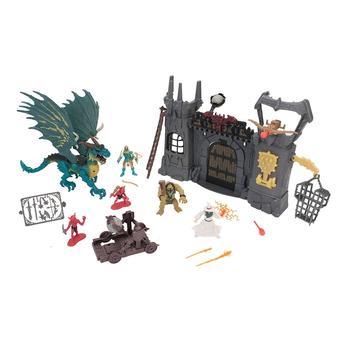 Legend Of Dragon Castelo do Dragão New Toys