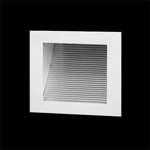 Arandela Alloy Alumínio 1l Branco - Wa154