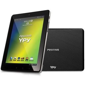 Tablet Positivo Ypy 07ftb Preto 16gb 3g