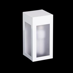 Arandela Femarte Externa Branca 20cm X 10cm - 456tpr