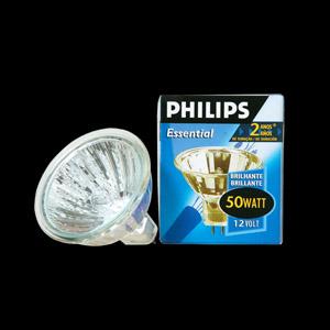 Lâmpada Philips Halógena Dicróica 50w 12v