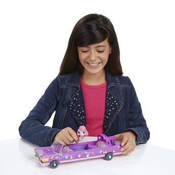 Littlest Pet Shop Veículo Limousine dos Pets - Hasbro