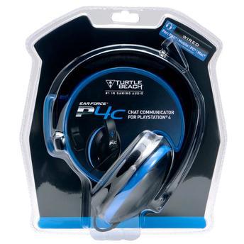Fone de Ouvido Headset Gamer Ear Force P4c Turtle Beach