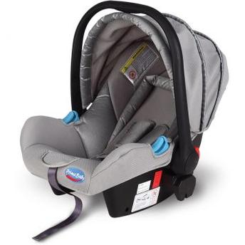 Bebe Conforto Prime Baby Journey Cinza 1020-c
