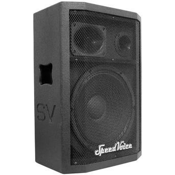 Caixa Acústica Speed Voice Passiva 200 W Rms Svx15