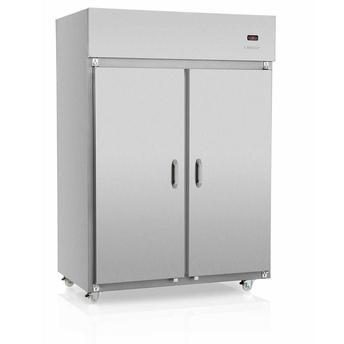 Geladeira/refrigerador 1421 Litros 2 Portas Inox - Gelopar - 220v - Grcs-2p