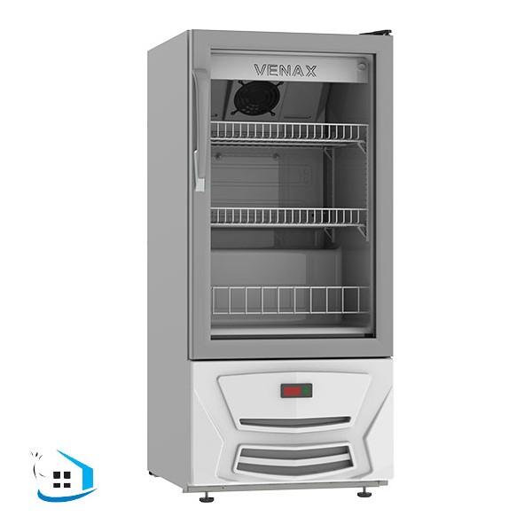 Geladeira/refrigerador 82 Litros 1 Portas Branco - Venax - 110v - Vvcd