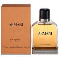 Perfume Armani Eau D'aromes Giorgio Armani Eau de Toilette Masculino 100 Ml