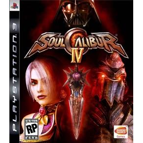Jogo Soul Calibur Iv - Playstation 3 - Namco Bandai Games