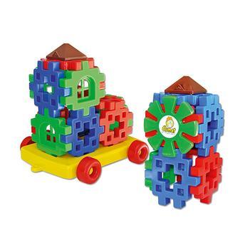 Dismat Mini Box Click e Monte 25 Peças Mk197