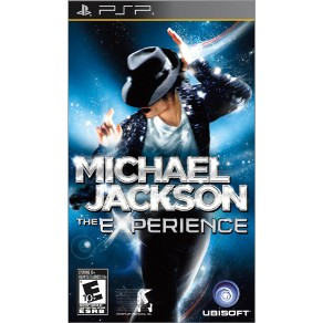 Jogo Michael Jackson - The Experience - Psp - Ubisoft