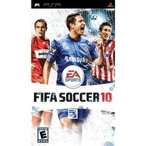 Jogo Fifa Soccer 10 - Psp - Ea Sports