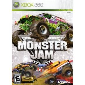 Jogo Monster Jam - Xbox 360 - Activision