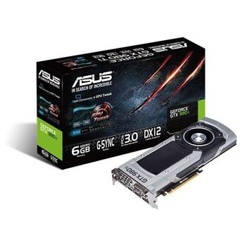Placa de Vídeo Asus Gtx 980ti 6gb Ddr5 Gtx980ti-6gd5