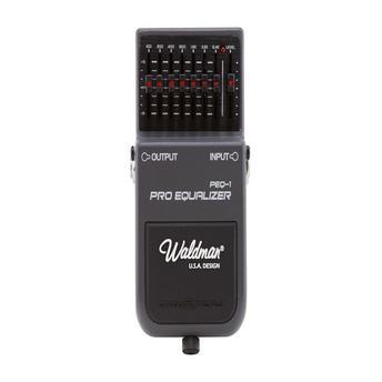 Pedal para Guitarra Pro Equalizer Peq-1 Waldman