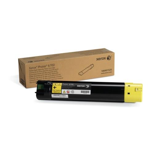 Toner Xerox Amarelo 106r01525no