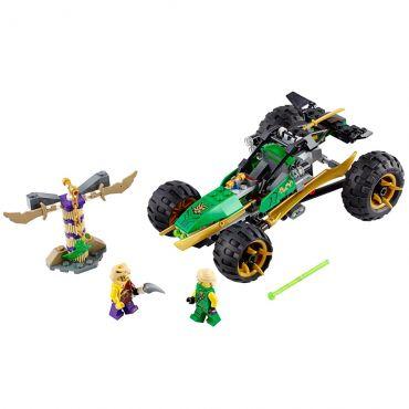 Lego Ninjago Invasor da Selva 188 Peças 70755