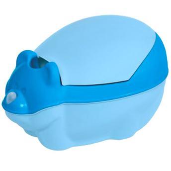 Troninho Musical Azul Tutti Baby