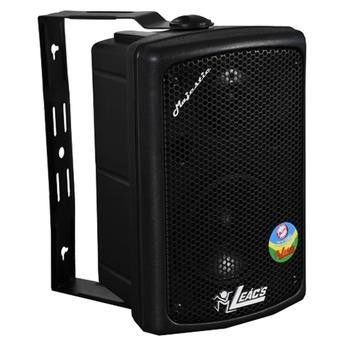 Caixa Acústica Leacs Passiva 80 W Rms Mj8