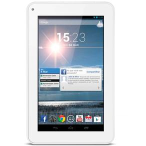 Tablet Multilaser Nb153 Branco 8gb Wi-fi