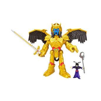 Boneco Imaginext Power Rangers Batalha Rangers Goldar Mattel