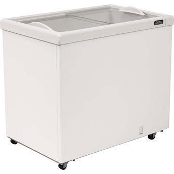 Freezer Esmaltec 322 Litros Adesivado 2 Portas - 110v - Af300