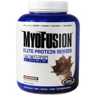 Myofusion Advanced 1,8kg Baunilha Gaspari Nutrition