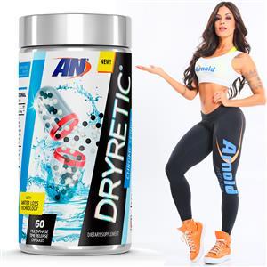 Arnold Nutrition Dryretic 60 Cápsulas