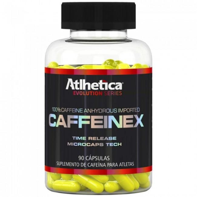 Caffeinex - 90 Cápsulas Atlhetica Nutrition